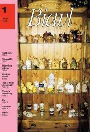 Tidsskrift for Biavl 1998
