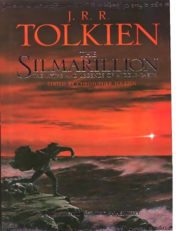 J.R.R.TOLKIEN-Silmarillion - ideaticabluescafe