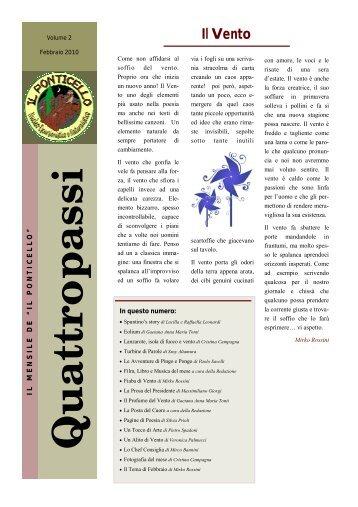 febbraio 2010 n°1 - Il Ponticello