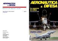 l'ultima missione - Aeronautica&Difesa - n. 295 ... - Diegobigolin.it