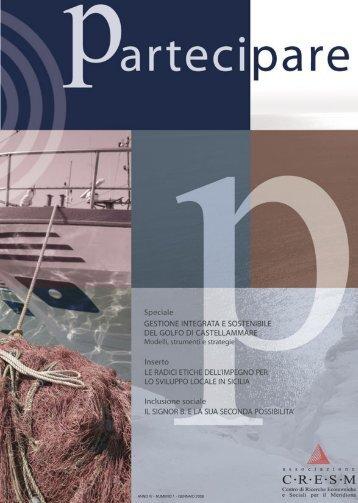 ANNO IV - NUMERO 1 - GENNAIO 2008