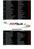 Risultati e classifica - Mx Italia - Page 2
