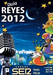 Cabalgata de Reyes Magos Carisma - Radio Rioja