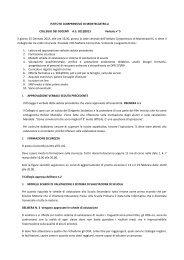 Verbale collegio docenti 25/01/13 - istituto comprensivo montecastrilli