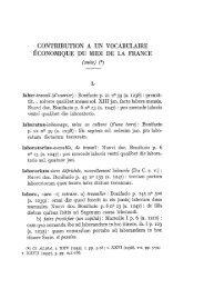 contribution a un vocabulaire économique du midi de la franc e