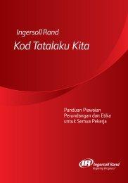 Kod Tatalaku Kita - Ingersoll Rand