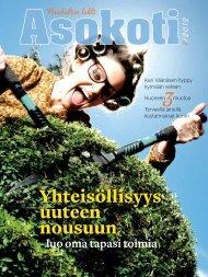 Asokoti-lehti 1/2012 - Asokodit