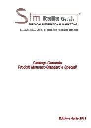 SURGICAL INTERNATIONAL MARKETING ®