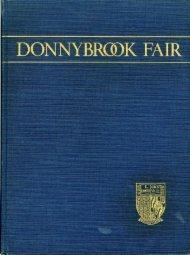 Donnybrook Fair 1939 - Goucher College
