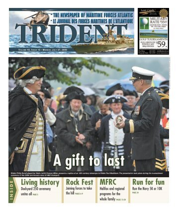 Trident July 27 2009