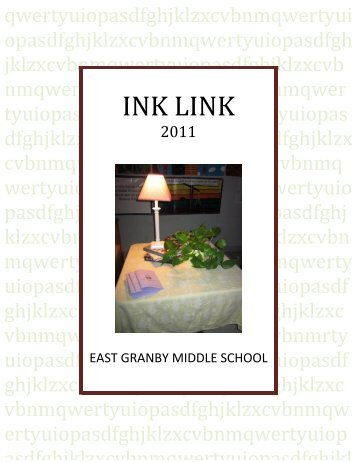 INK LINK LITERARY MAGAZINE 2011.pdf - inklink - Wikispaces