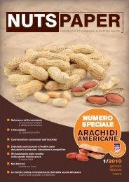 ARACHIDI - Nuts paper