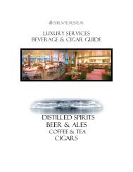 Distilled Spirits - United States Sommelier Association