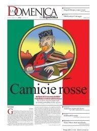 Camicie rosse - La Repubblica