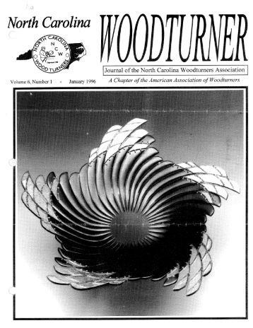 Jan - North Carolina Woodturners Association