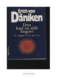 ERICH VON DANIKEN - Razotkrivenje