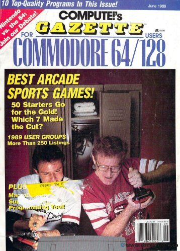 Compute Gazette - Hosted by www.commodore.ca