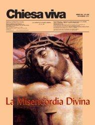 «LA VERITÀ VI FARÀ LIBERI» ANNO XLI - N° 443 ... - Chiesa viva