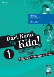 SAMPLE PAGES Dari Kami Ke Kita 1 TEACHER RESOURCE ...