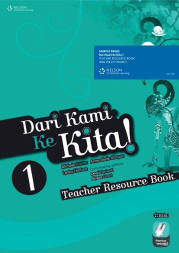 SAMPLE PAGES Dari Kami Ke Kita 1 TEACHER RESOURCE ...