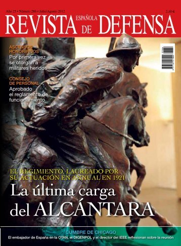 del ALCÁNTARA - Ministerio de Defensa