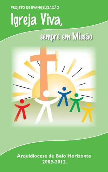 Projeto de Evangelização Igreja Viva - Arquidiocese de BH