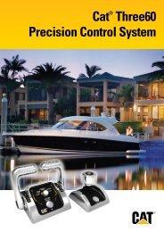 Cat® Three60 Precision Control System