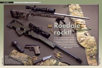 Roedale rockt - Roedale Precision