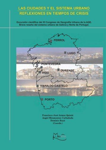 las ciudades y el sistema urbano reflexiones en tiempos de crisis las ...