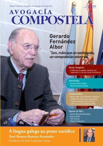 Avogacía Compostelá - Colexio de Avogados de Santiago