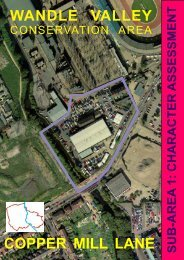 WANDLE VALLEY COPPER MILL LANE - Merton Council