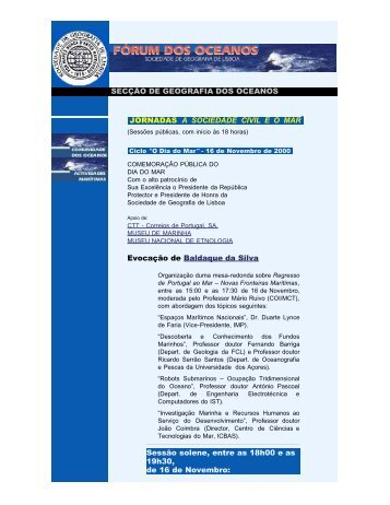 2000_dia_nacional_do_mar - Sociedade de Geografia de Lisboa