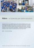 Panoramica prodotti Dispositivi di bloccaggio - Röhm - Page 4