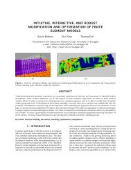intuitive, interactive, and robust modification and optimization of ...