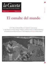 La Gaceta del FCE, núm. 470. Febrero de 2010 - Fondo de Cultura ...