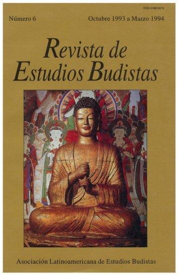 Revista de Estudios Budistas - Dharma Translation Organization