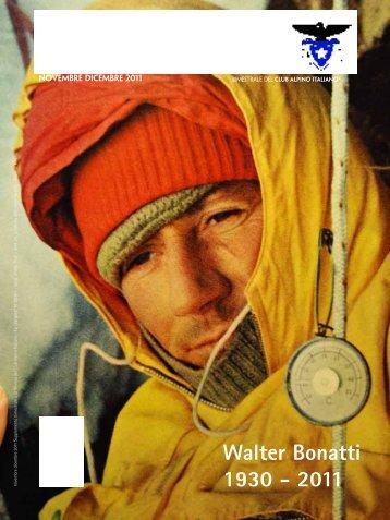 novembre dicembre 2011 - Club Alpino Italiano