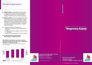 Magnesia-Kainit - K+S KALI GmbH
