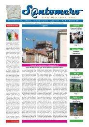 Informazione, cultura, società e sport - Anno III - N. 1 - Marzo 2011 ...