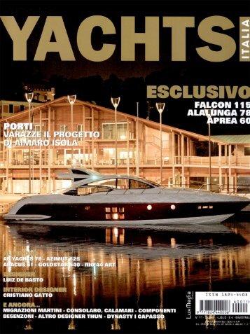 Yachts | N.11 June 2006 | Italy | Vetrate sul mare by Cristina Giuntoli