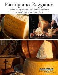 Bertinelli Parmigiano-Reggiano Recipes - Perkins