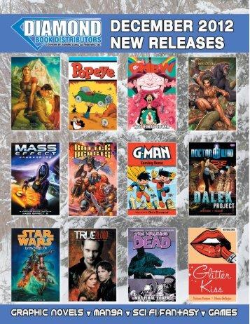 Monthly Sales Kit Dec 2012 - Diamond Book Distributors