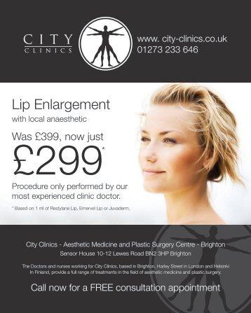 Lip Enlargement - Drive