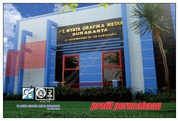 Company Profile - Nyata Grafika Media Surakarta
