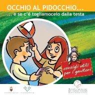 OcchiO al pidOcchiO... - Azienda Provinciale per i Servizi Sanitari