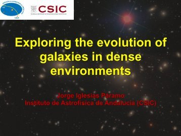 Exploring the Evolution of Galaxies in Dense Environments - CRAQ