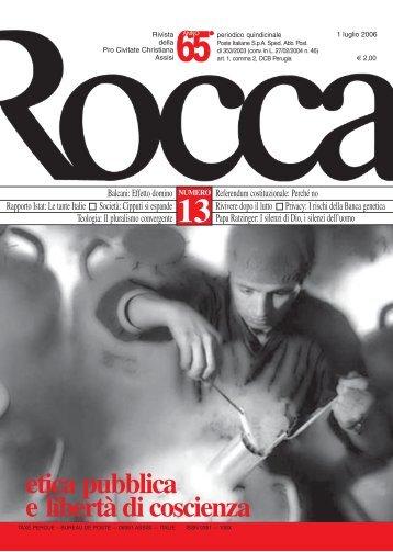 Grazia in offerta speciale - Rocca