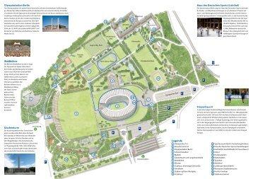 Haus Des Deutschen Sports - Olympiastadion Berlin