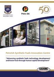 Download Brochure - University of Western Cape
