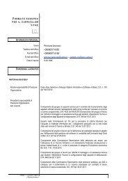 Petrone Antonio - UniBa - Operazione Trasparenza - Università ...